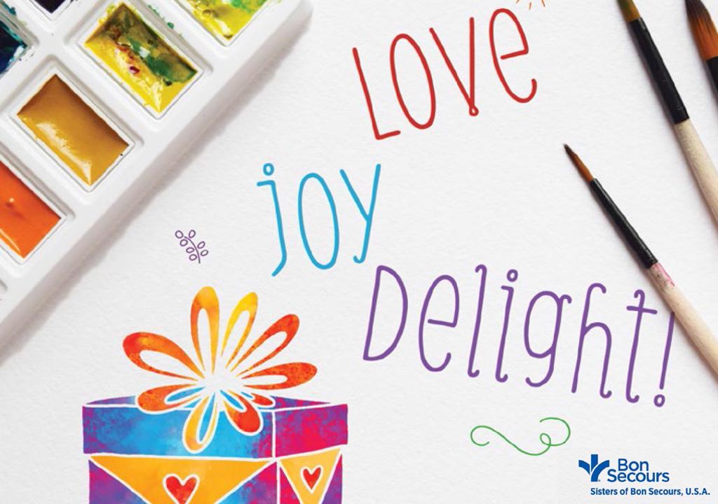 Love Joy Delight!