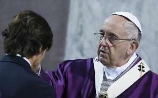 Pope 's Lenten Message